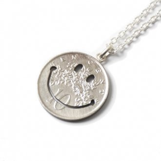 【PAYBACK】VINTAGE SMILE JAMAICA COIN 10CENT TOP                            </a>             <span class=