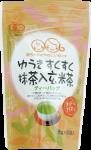 ゆうきすくすく抹茶入玄米茶ティーバッグ5g×20袋