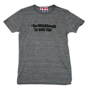 BEAT YOU Tシャツ(MixGrey)