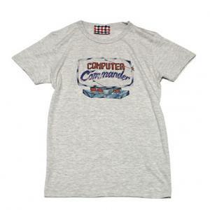 COMPUTER COMMANDER Tシャツ(Oatmeal)