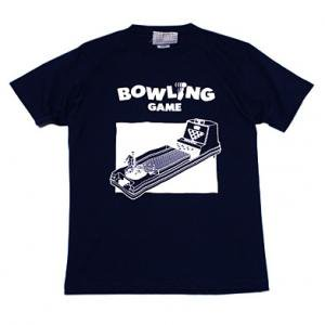 BOWLING GAME Tシャツ(D.Navy)