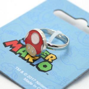 Nintendo スーパーキノコ リング