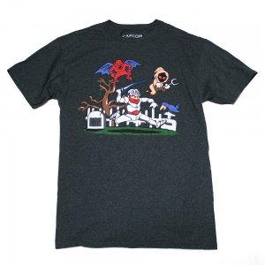 CAPCOM 魔界村 RIP Tシャツ