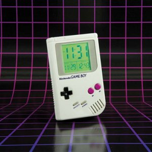 <img class='new_mark_img1' src='//img.shop-pro.jp/img/new/icons59.gif' style='border:none;display:inline;margin:0px;padding:0px;width:auto;' />Nintendo ゲームボーイ アラームクロック