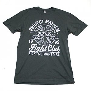 <img class='new_mark_img1' src='https://img.shop-pro.jp/img/new/icons5.gif' style='border:none;display:inline;margin:0px;padding:0px;width:auto;' />ファイトクラブ PROJECT MAYHEM Tシャツ