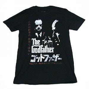 ゴッドファーザー 日本語タイトルTシャツ
