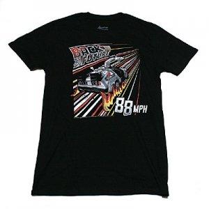 バック・トゥ・ザ・フューチャー 88MPH Tシャツ