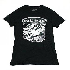 パックマン モノトーン Tシャツ
