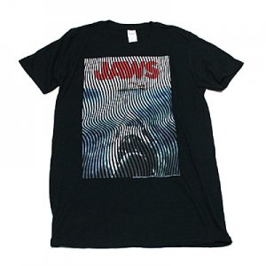 JAWS WAVE ポスターTシャツ