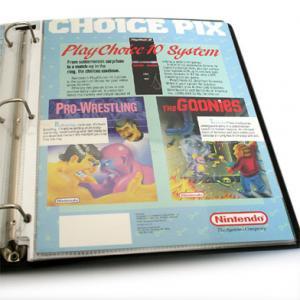 CHOICE PIX(1985)  フライヤー