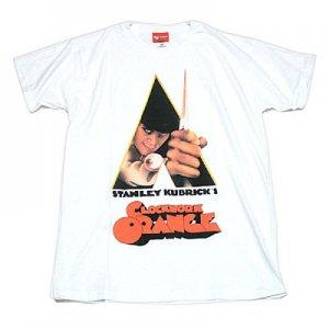 時計じかけのオレンジ タイトル Tシャツ