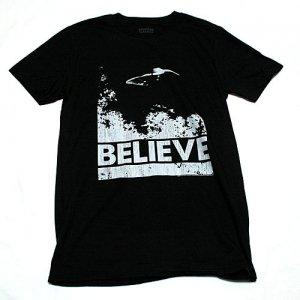 X-ファイル BELIEVE Tシャツ