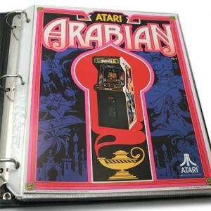 ARABIAN (1983)  フライヤー
