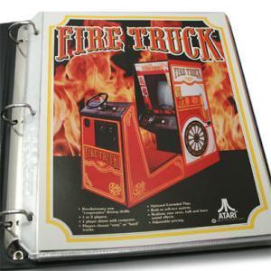 FIRE TRUCK (197)  フライヤー