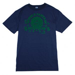 ハイラルファンタジー・ゼルダカレッジTシャツ(Navy)