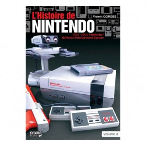 <img class='new_mark_img1' src='https://img.shop-pro.jp/img/new/icons48.gif' style='border:none;display:inline;margin:0px;padding:0px;width:auto;' />L'Histoire de Nintendo Volume3(ワケアリ品)
