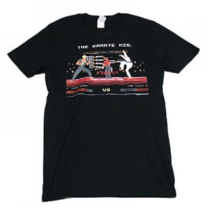 ベストキッド 8BITTシャツ