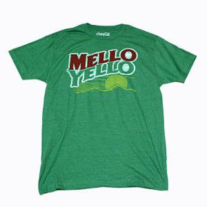 Mello Yello Green ロゴTシャツ