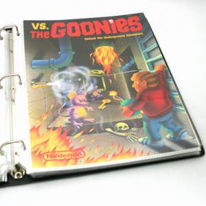 VS.The Goonies(1986)  フライヤー