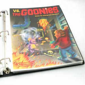 VS.The Goonies(1986)  フライヤー