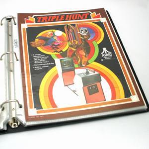 TRIPLE HUNT (1977)    フライヤー