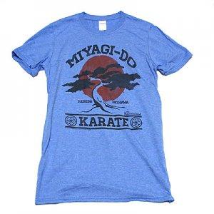 ベストキッド MIYAGI-DO KARATE Tシャツ