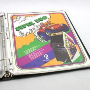 SUPER BUG(1977) フライヤー