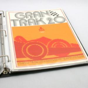 GRAN TRAK20(1974) フライヤー