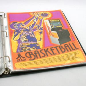 BASKET BALL (1979) フライヤー