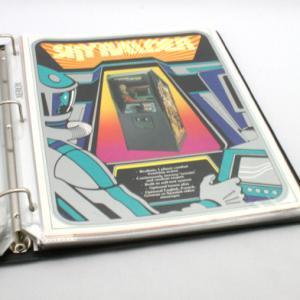 SKY RAIDER(1978) フライヤー
