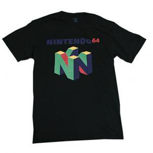 <img class='new_mark_img1' src='//img.shop-pro.jp/img/new/icons59.gif' style='border:none;display:inline;margin:0px;padding:0px;width:auto;' />NINTENDO64 ロゴTシャツ