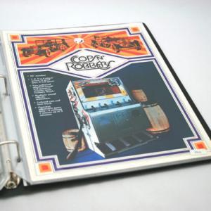 COPSN'ROBBERS (1976)  フライヤー