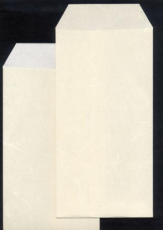 和紙封筒 長形3号 未晒 5枚束