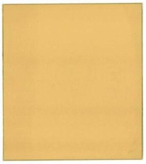 無地カラー大色紙 白茶