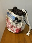 <img class='new_mark_img1' src='https://img.shop-pro.jp/img/new/icons6.gif' style='border:none;display:inline;margin:0px;padding:0px;width:auto;' />【MICKEY】リメイクBAG(デニム&ダンガリー)