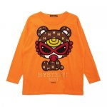 <img class='new_mark_img1' src='https://img.shop-pro.jp/img/new/icons5.gif' style='border:none;display:inline;margin:0px;padding:0px;width:auto;' />TEDDY MINI長袖Tシャツ (ヒステリックミニ)