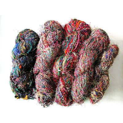 DXネパールシルク毛糸カラーMIX1000g