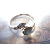 シルバーリング天然石付き1500SRS182