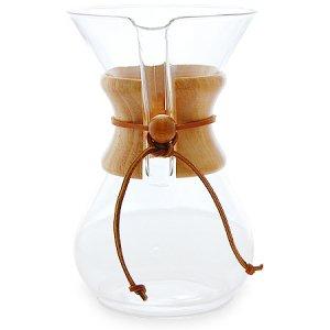 [CHEMEX]コーヒーメーカー/6カップ用