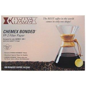 [CHEMEX]コーヒーメーカー3カップ用フィルター