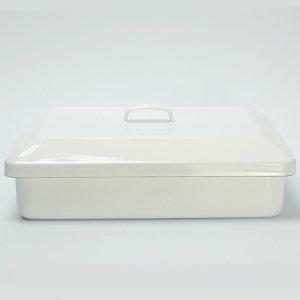 [野田琺瑯]道具箱