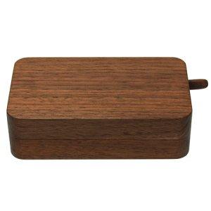 [高橋工芸]「kakudo」45° Butter Case/ウォールナット
