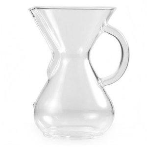 [CHEMEX]コーヒーメーカー/ガラスハンドル /6カップ用