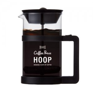 [30%OFF][RIVERS]COFFEE PRESS HOOP/BLACK