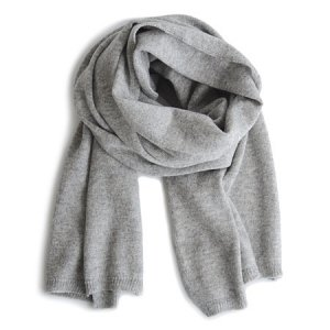 [30%OFF][TENNNET TURKEY]cashmere scarf/grey