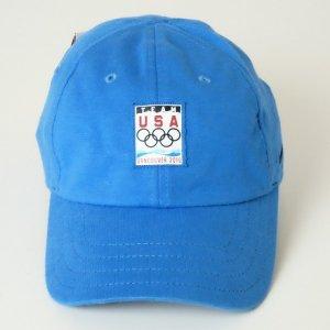 NIKEナイキDEADSTOCK・デッドストックVANCOUVER OLYMPICヴァンクーバーオリンピックコットンダッズキャップ