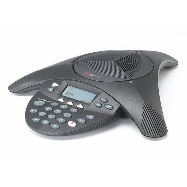 Polycom (ポリコム) 音声会議システム SoundStation2 EX (サウンドステーション2EX)