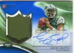 TOPPS 2013 PLATINUM Autographed Patch RC G.Smith 【25枚限定】 神田店 ウォーレン・ジボン様