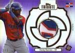 TOPPS 2013 TRIBUTE WBC PatchCard H.Ramirez 【1枚限定】 立川店 マッツ様