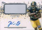 TOPPS 2013 TOPPS RC PATCH AUTOGRAPH CARD LeVeon Bell / 新宿店 ミヤケン様